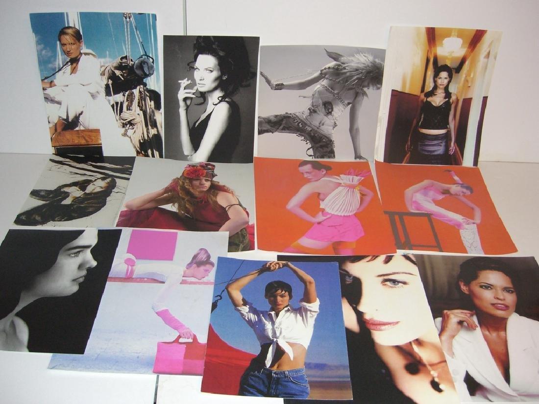 33 vintage  women model fashion prints - 4