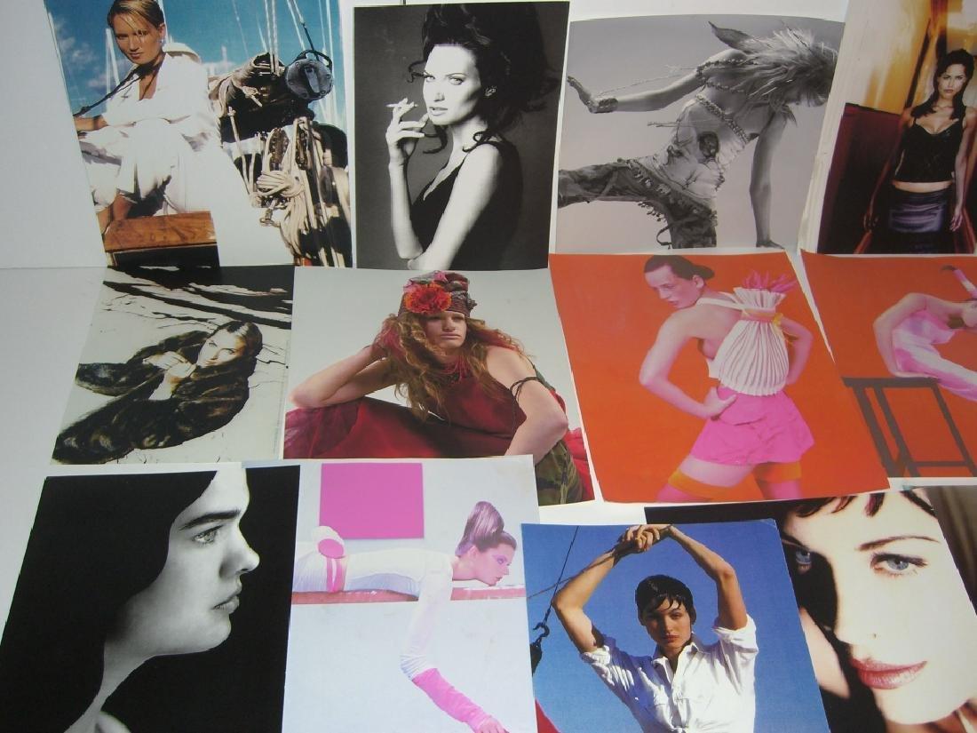 33 vintage  women model fashion prints - 5