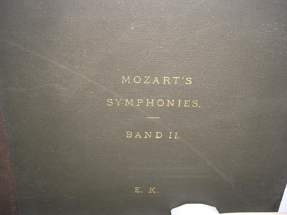 5 books 18th/19th century sheet music - 6