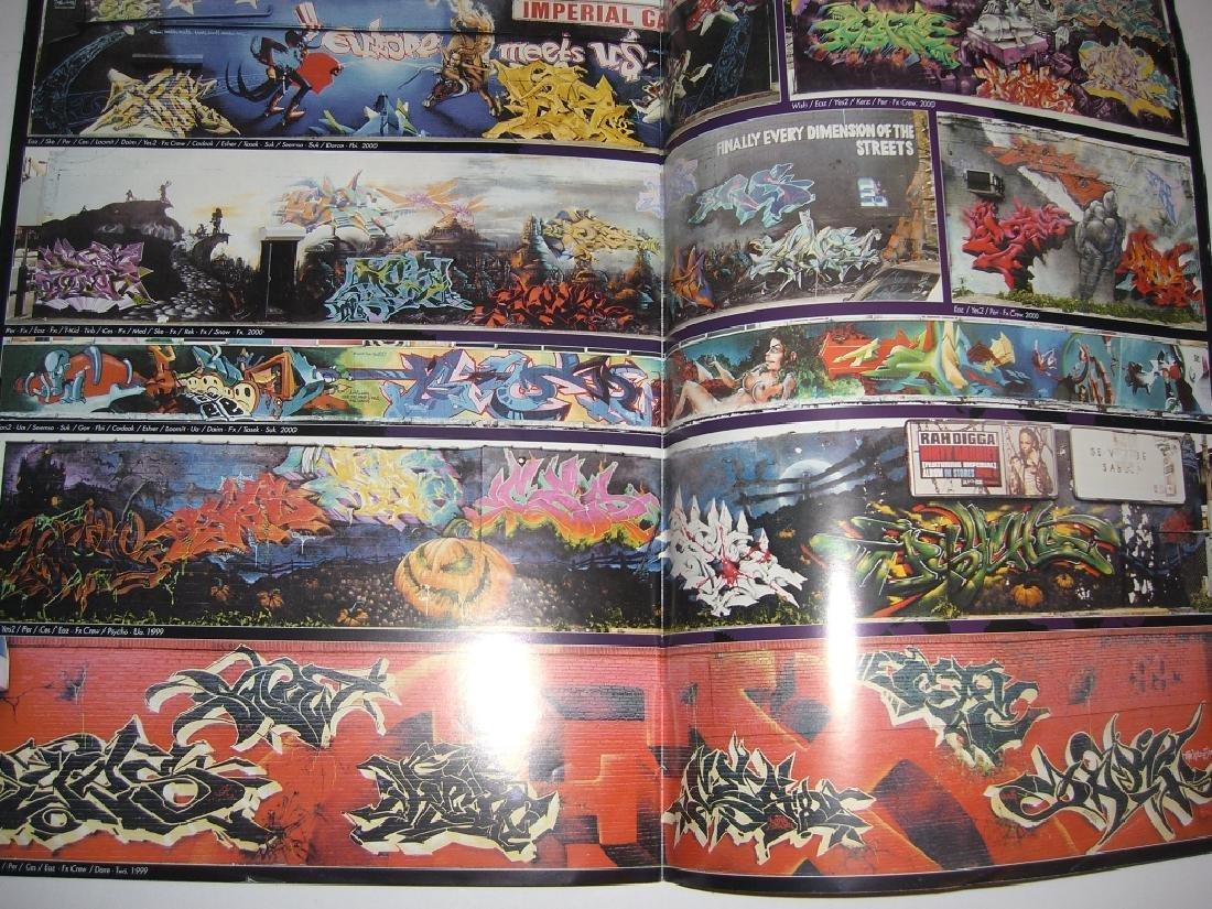 11 hip hop/graffiti magazines - 10