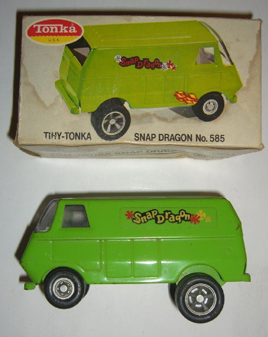 5 piece vintage toy lot - 3