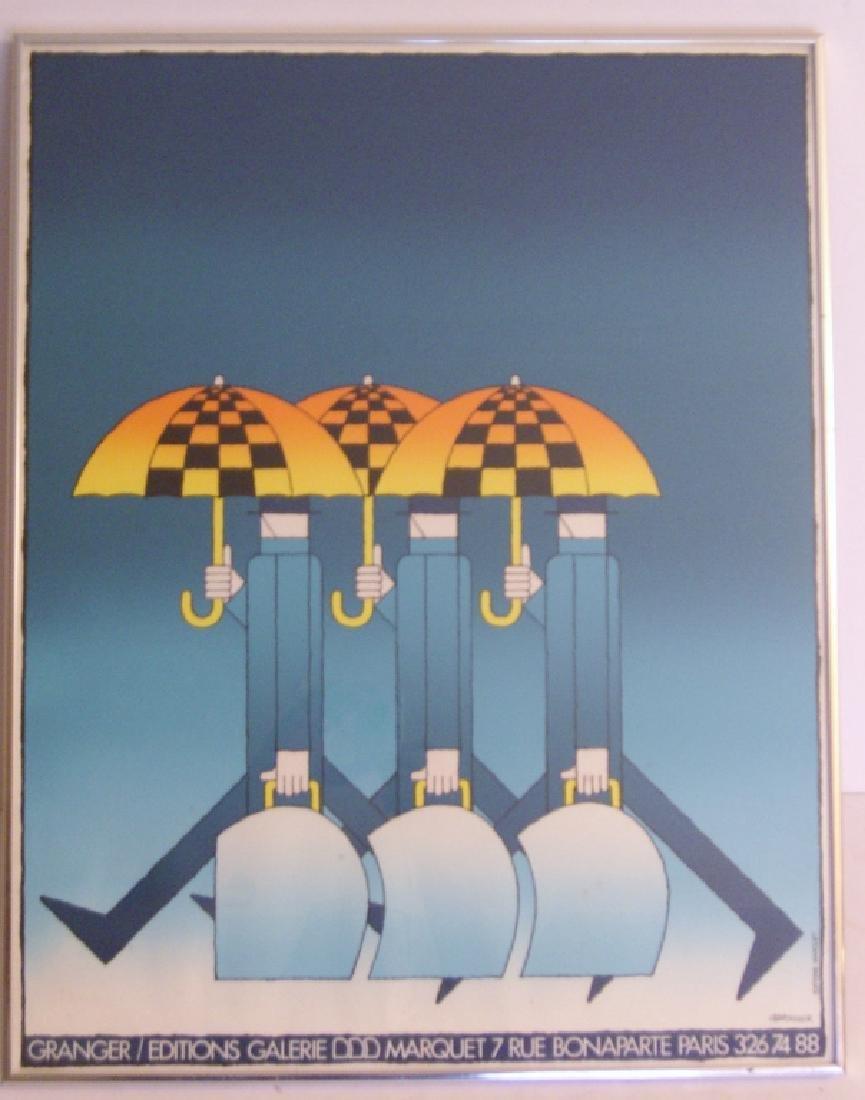 Granger Editions Galeri Marquet Serigraph