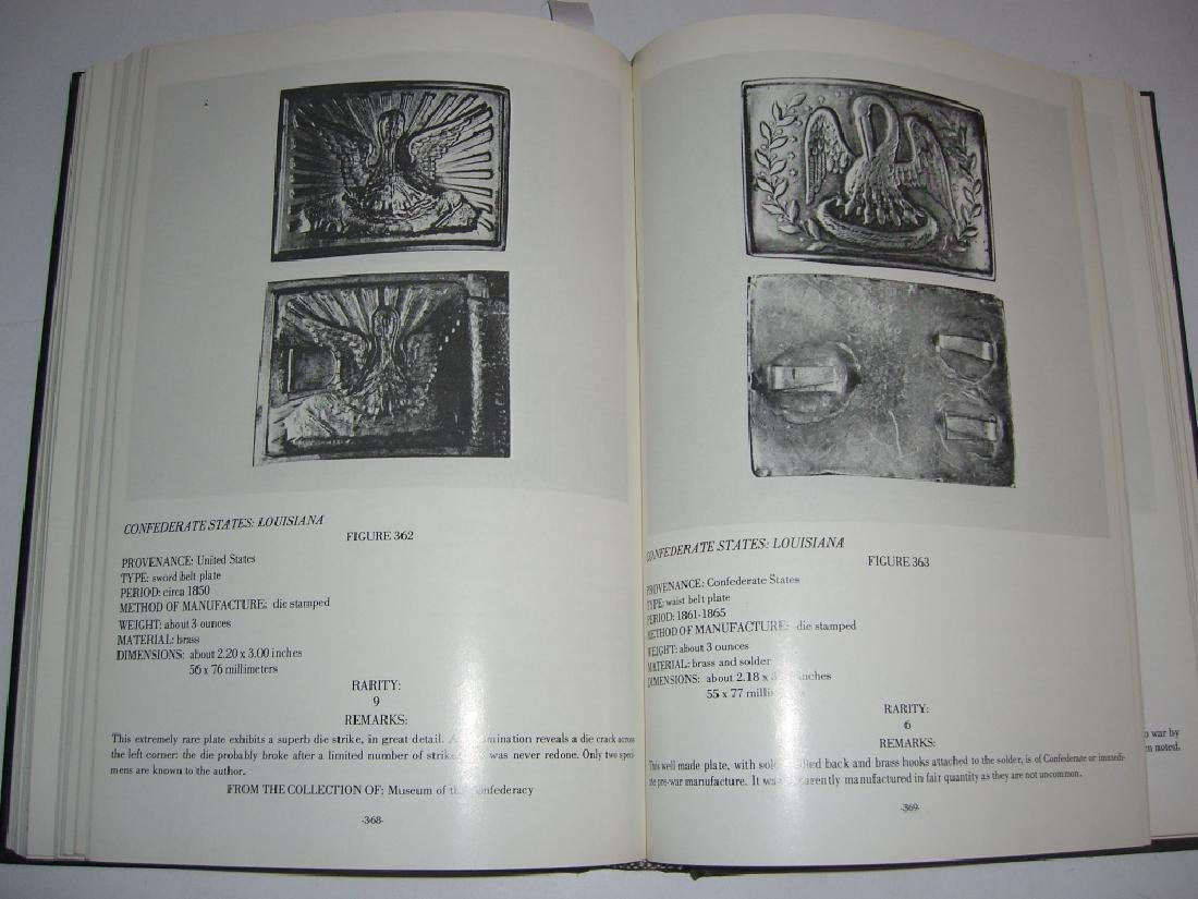 2 military books - 10