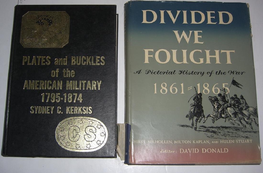2 military books