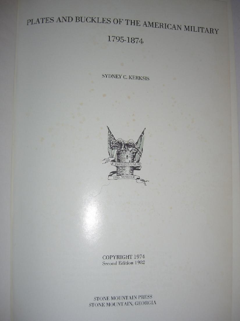 2 military books - 2