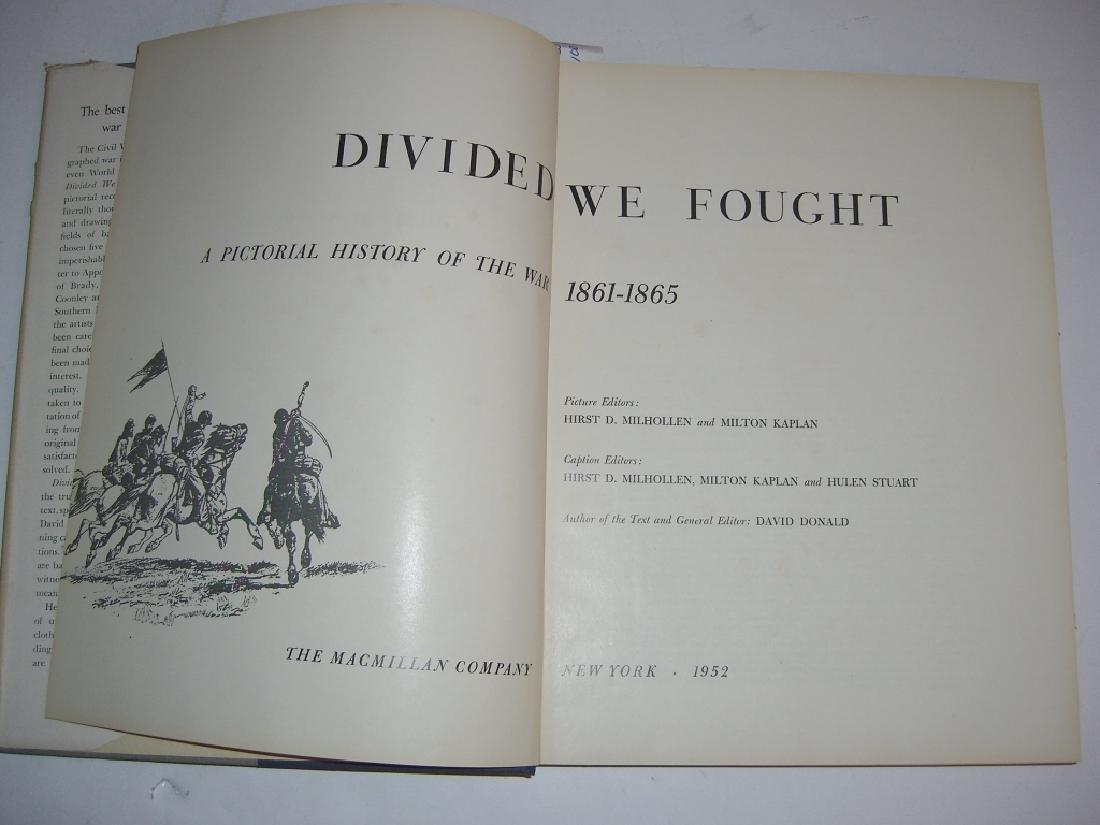 2 military books - 3