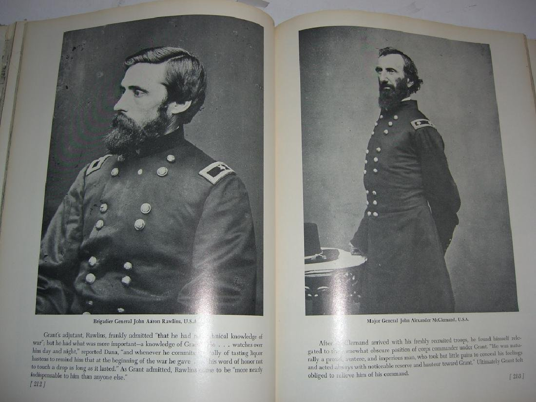 2 military books - 5
