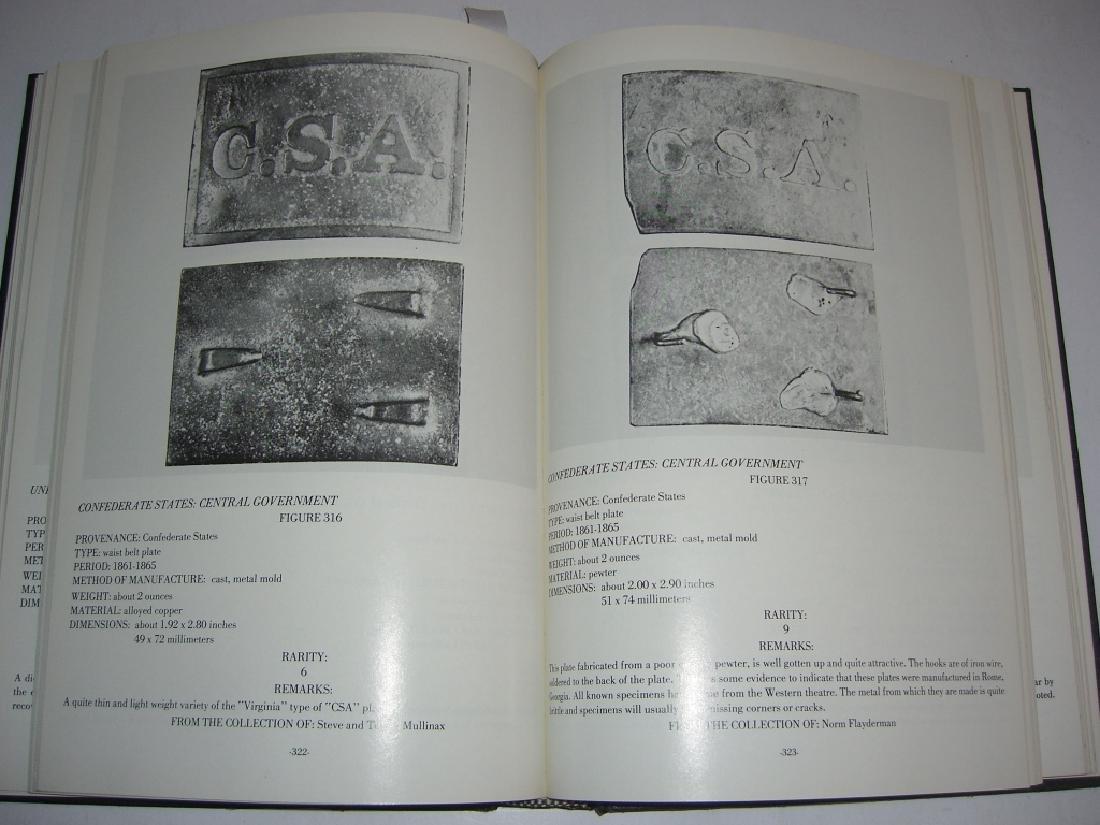 2 military books - 9