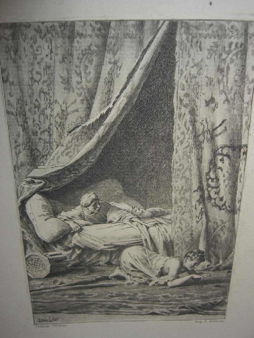 50 19th century engravings/etchings - 4