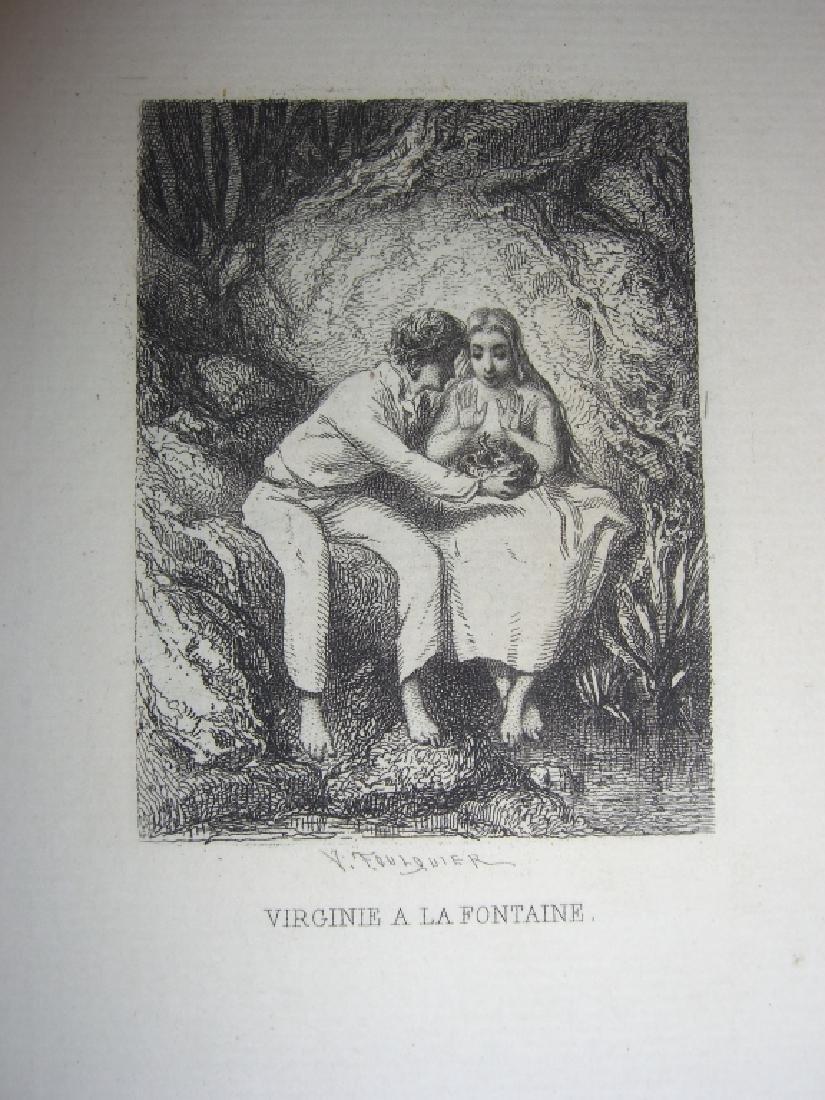 50 19th century engravings/etchings - 6