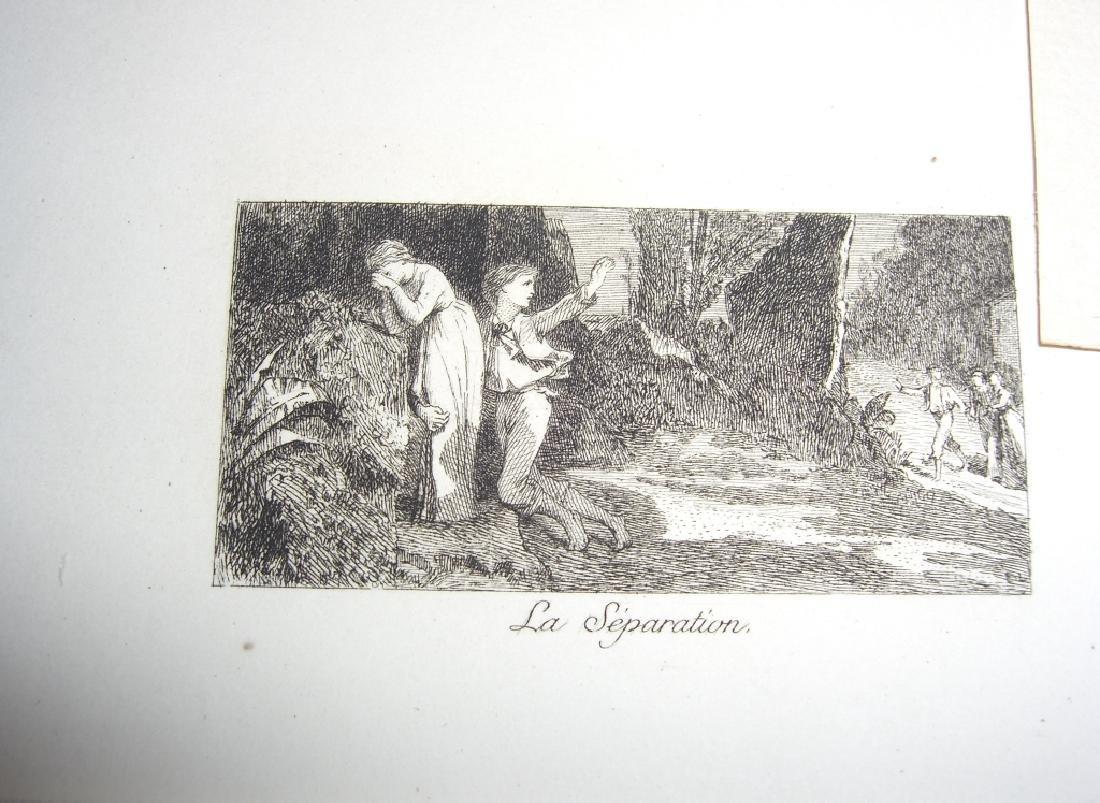 50 19th century engravings/etchings - 3