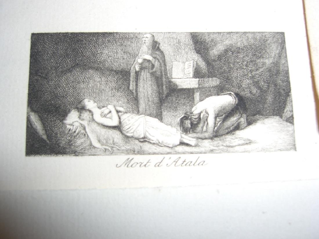 50 19th century engravings/etchings - 2
