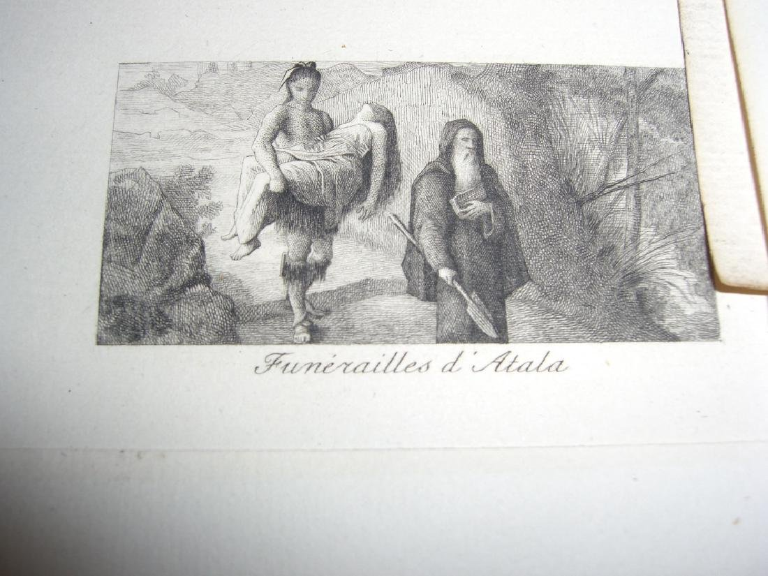 50 19th century engravings/etchings - 4