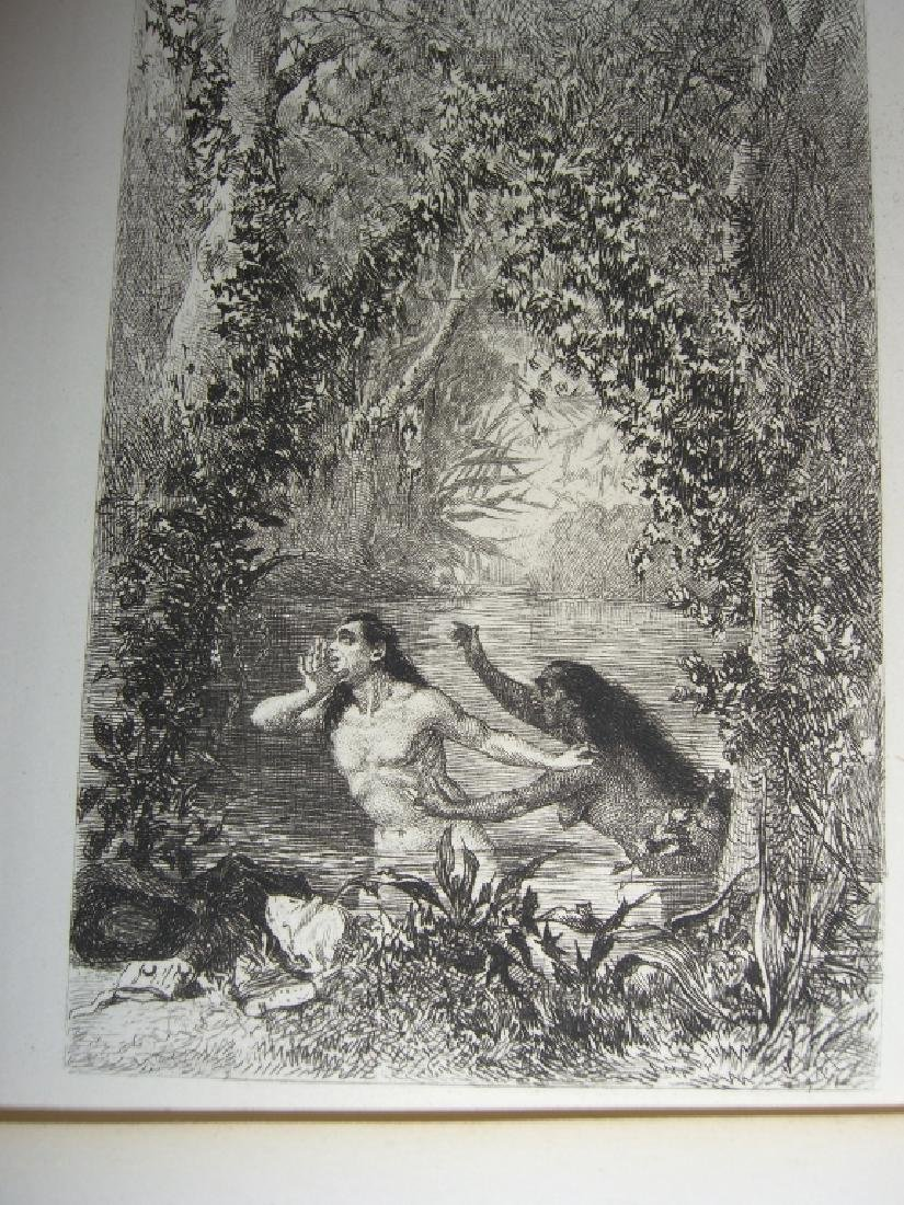 50 19th century engravings/etchings - 5
