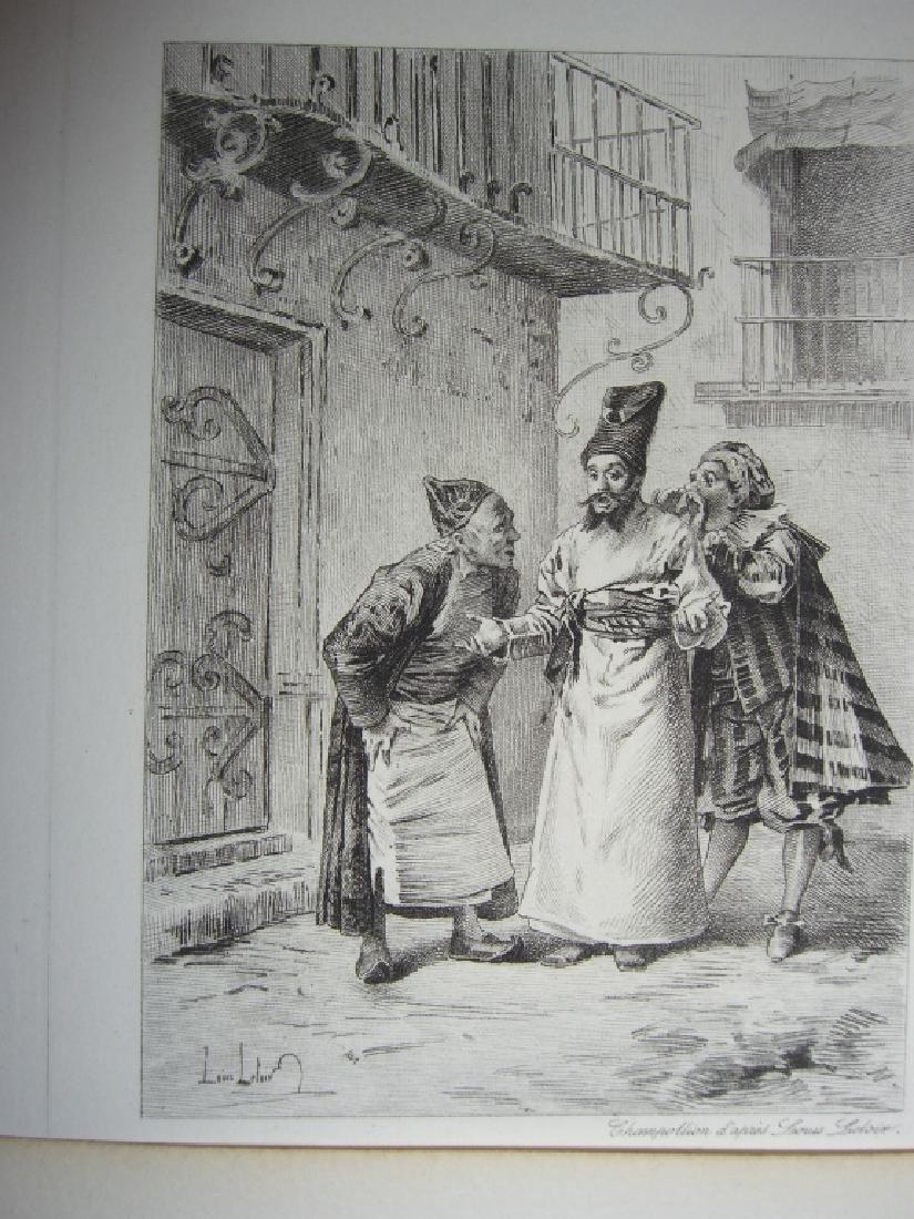 50 19th century engravings/etchings - 7
