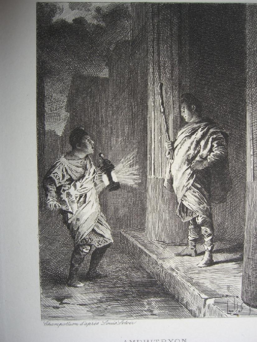 50 19th century engravings/etchings - 9