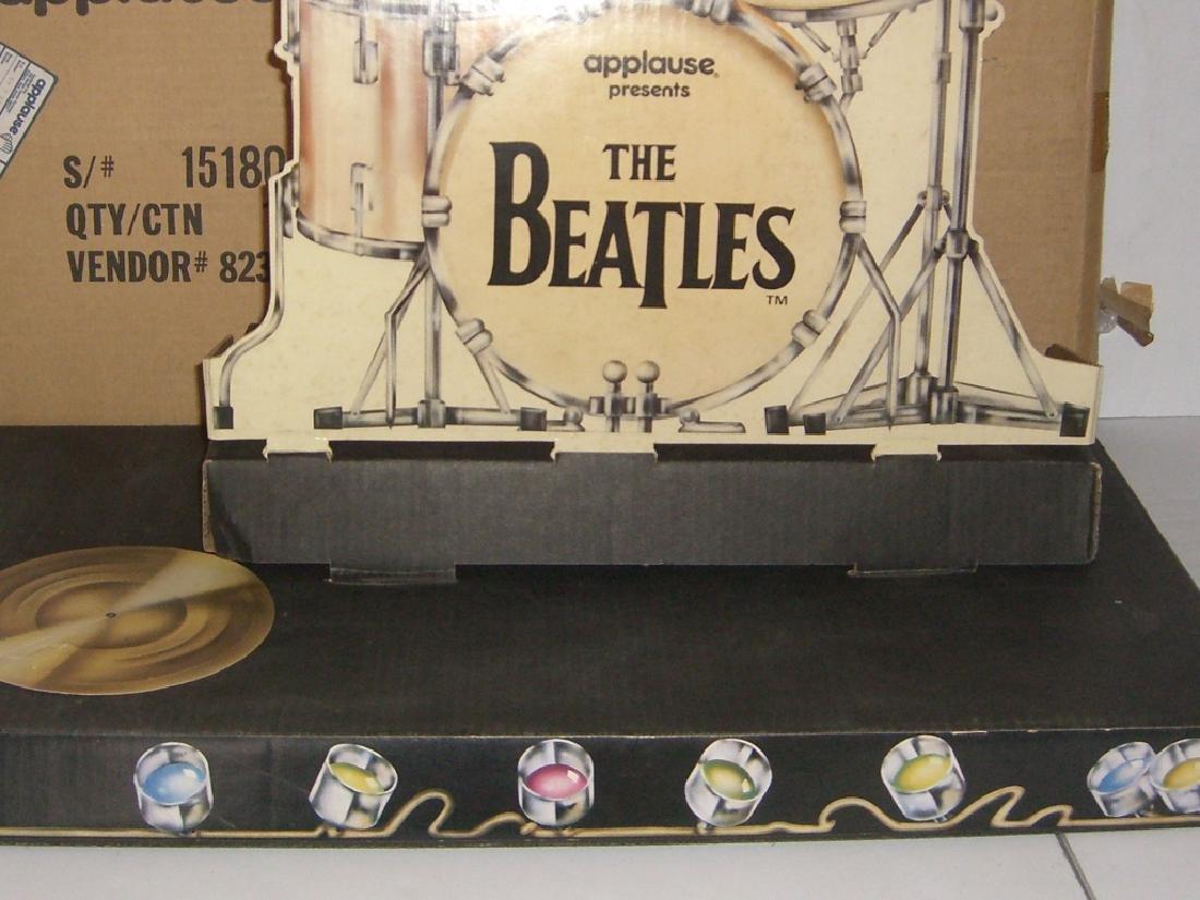 2 original Beatles cardboard doll stage stands - 5