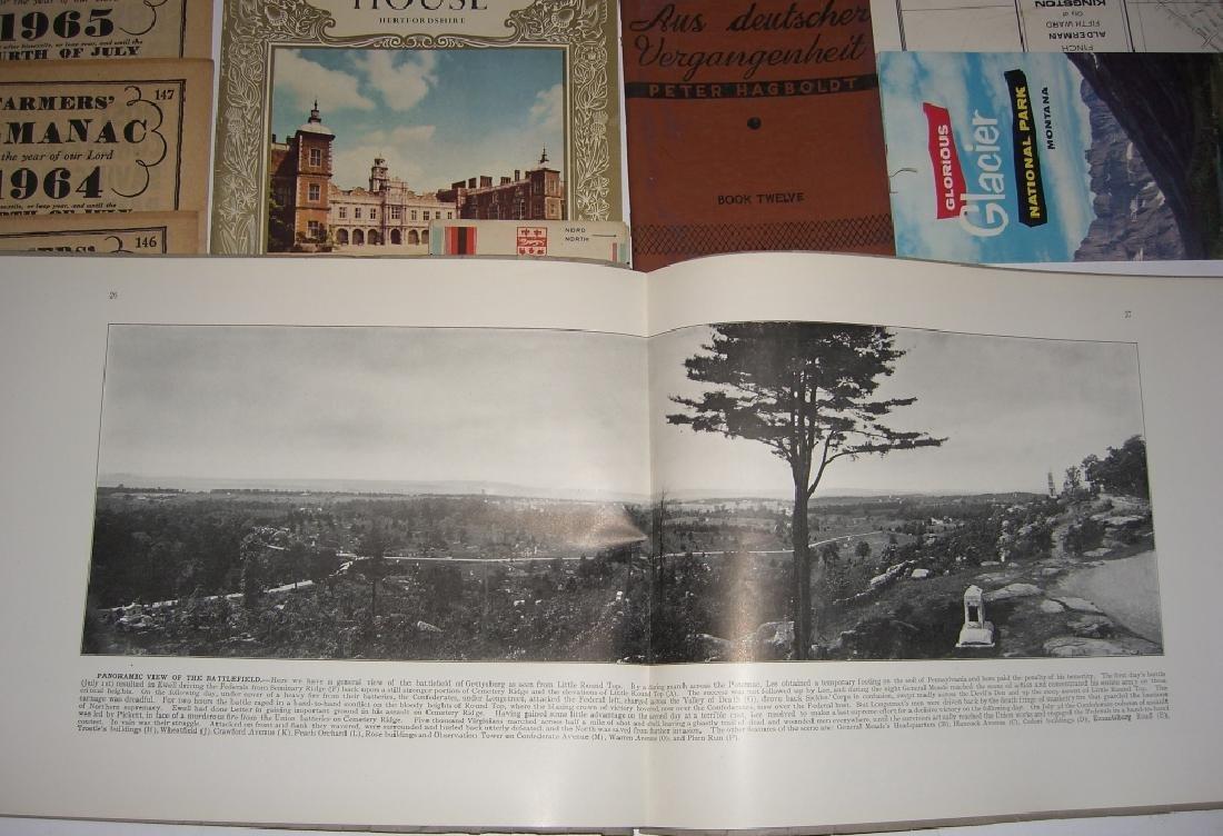 23 vintage travel & almanacs catalogs - 10