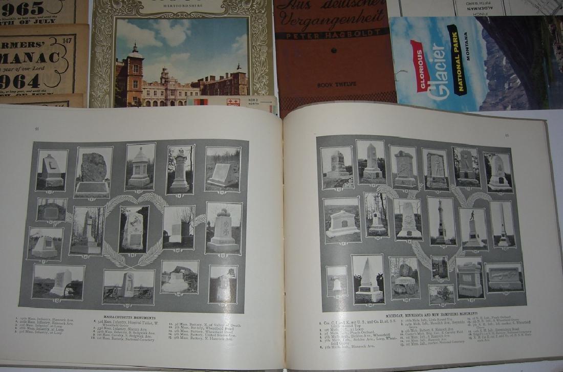23 vintage travel & almanacs catalogs - 2