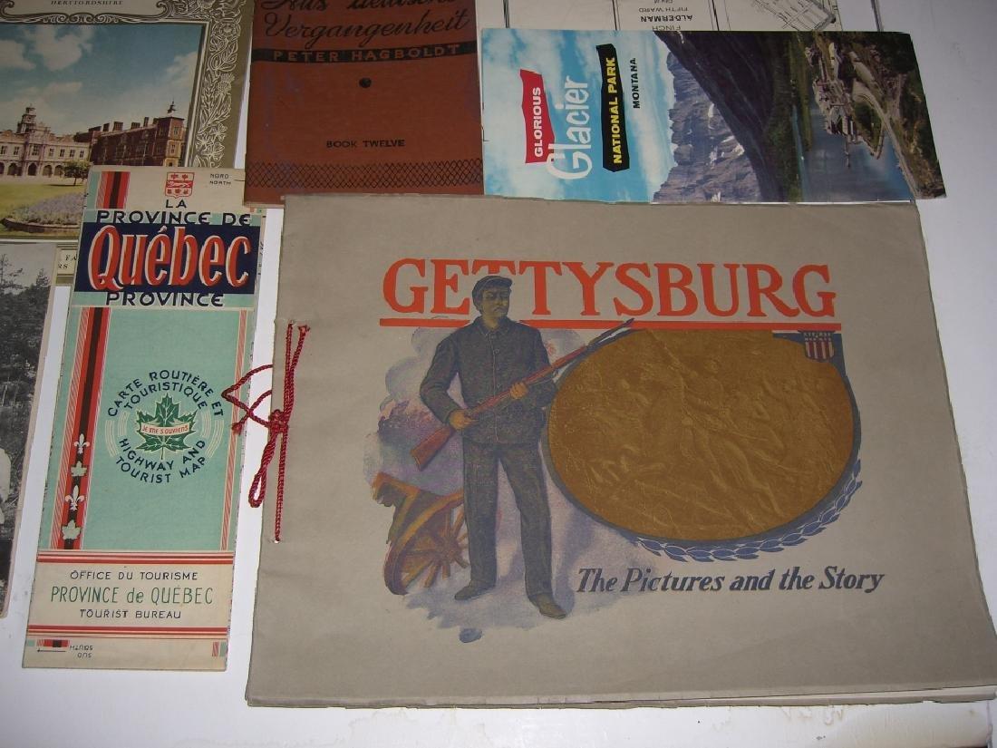 23 vintage travel & almanacs catalogs - 4