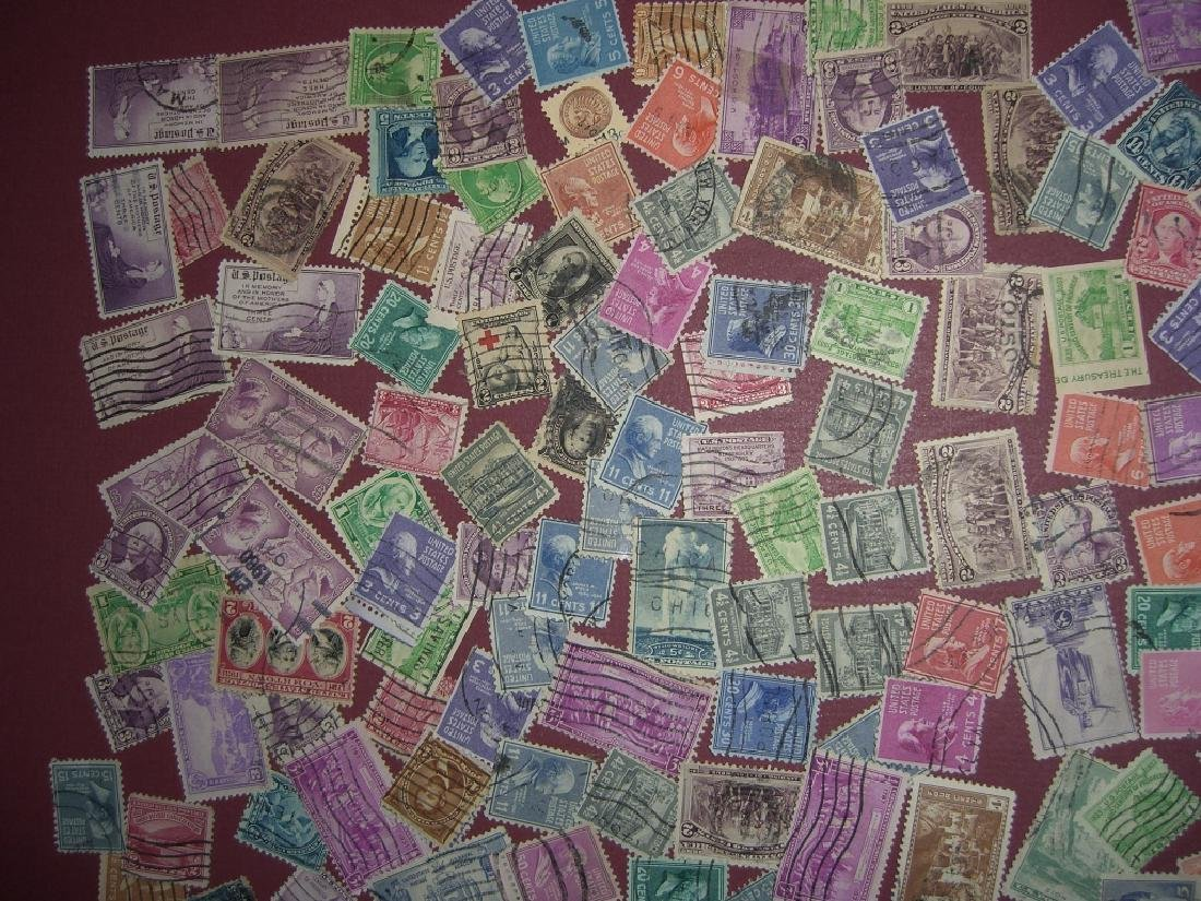 US 200 piece mixed stamps lot - 3