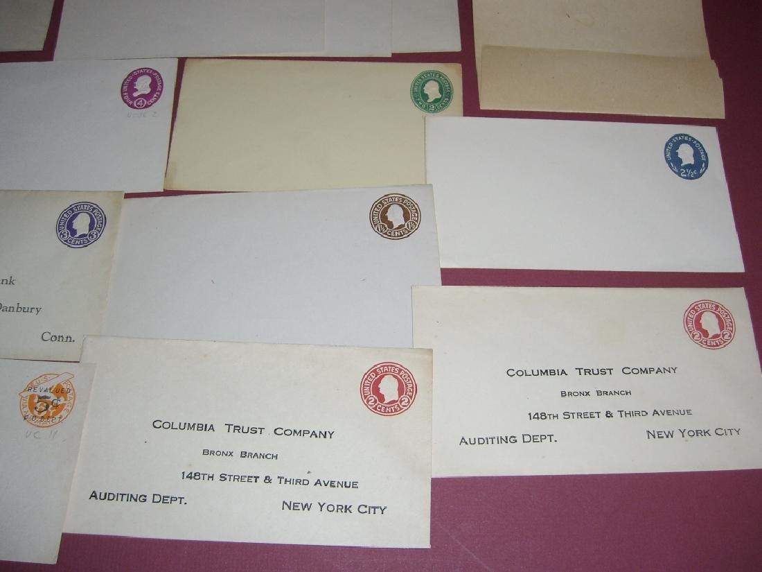 US 26 mint embossed stamped envelope covers - 4