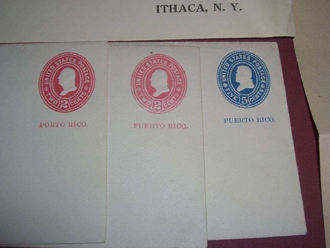 US 26 mint embossed stamped envelope covers - 7