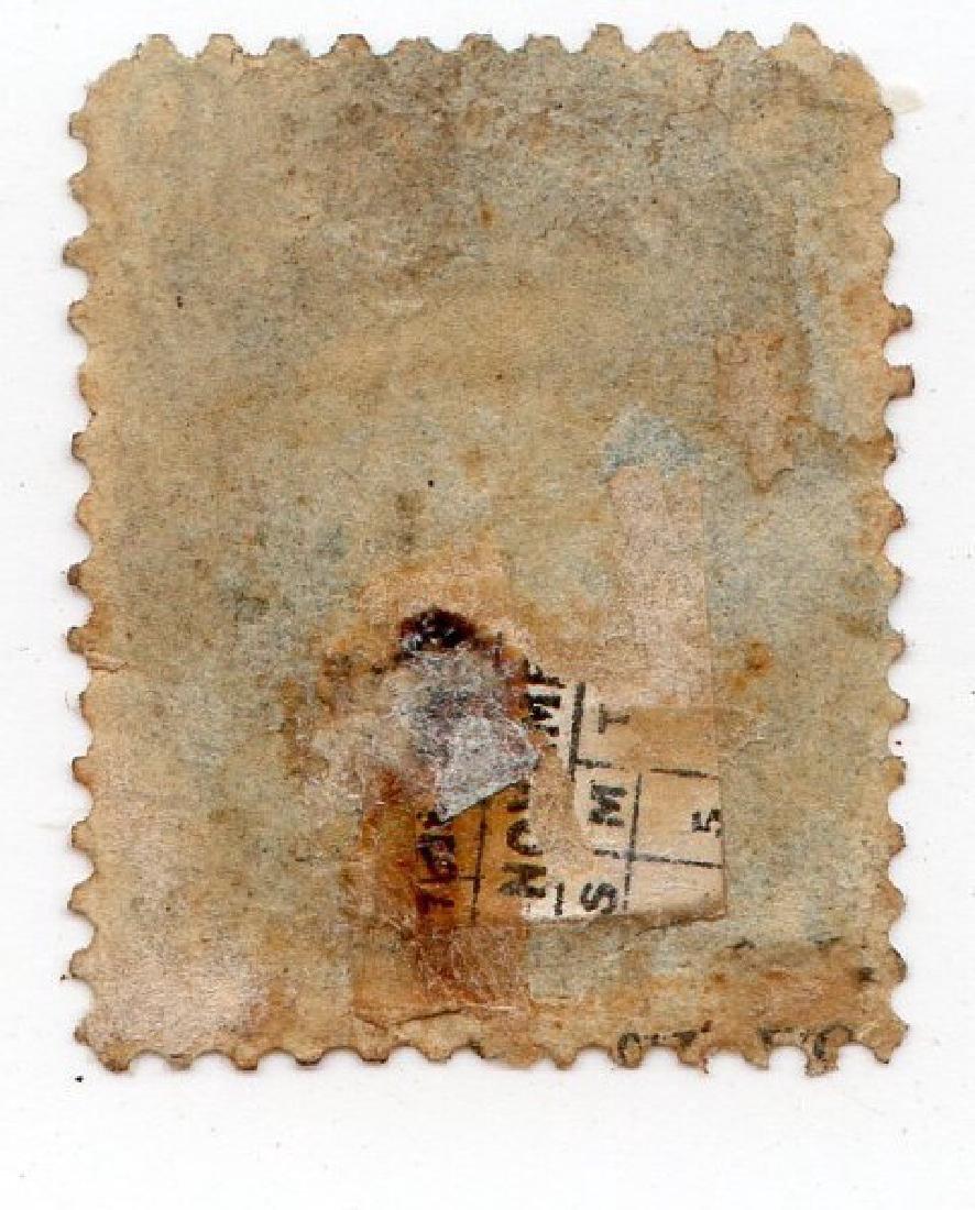 US 1 cent Ben Franklin stamp - 2