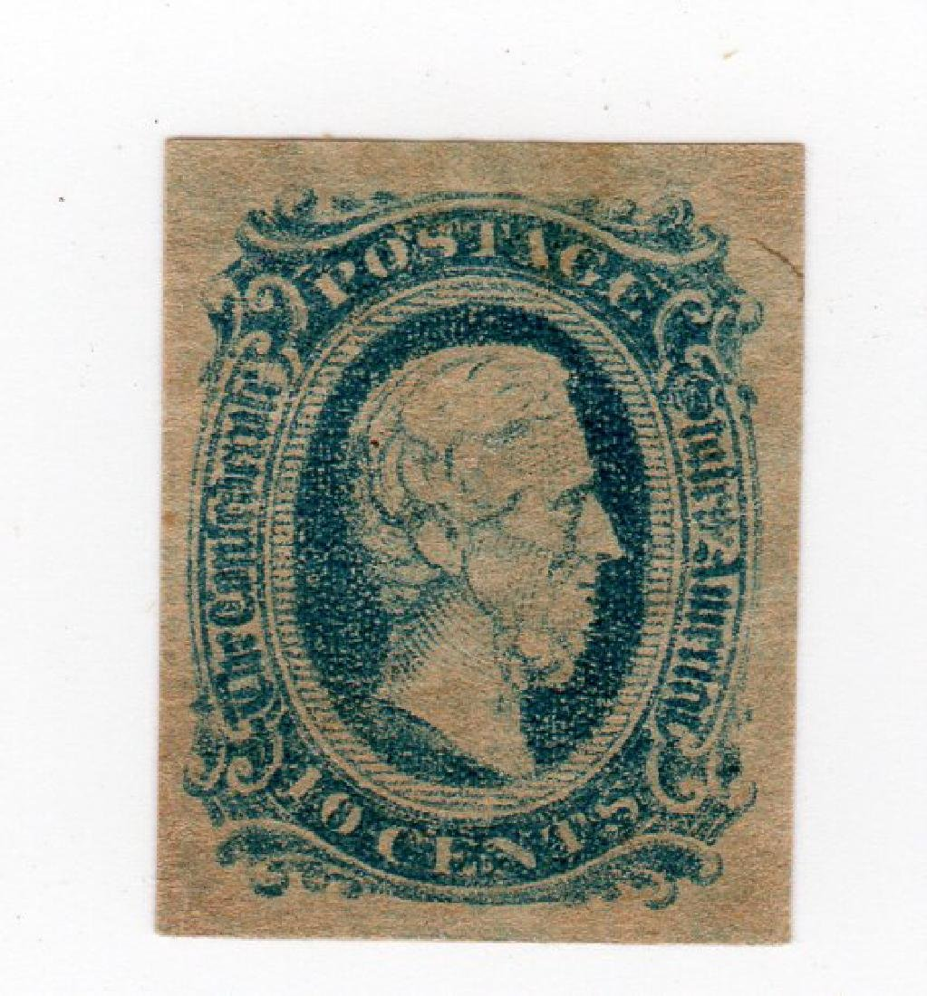 US Confederate states of America stamp