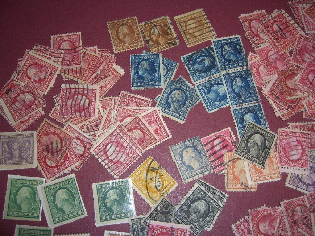 US 50 mixed stamps lot - 7