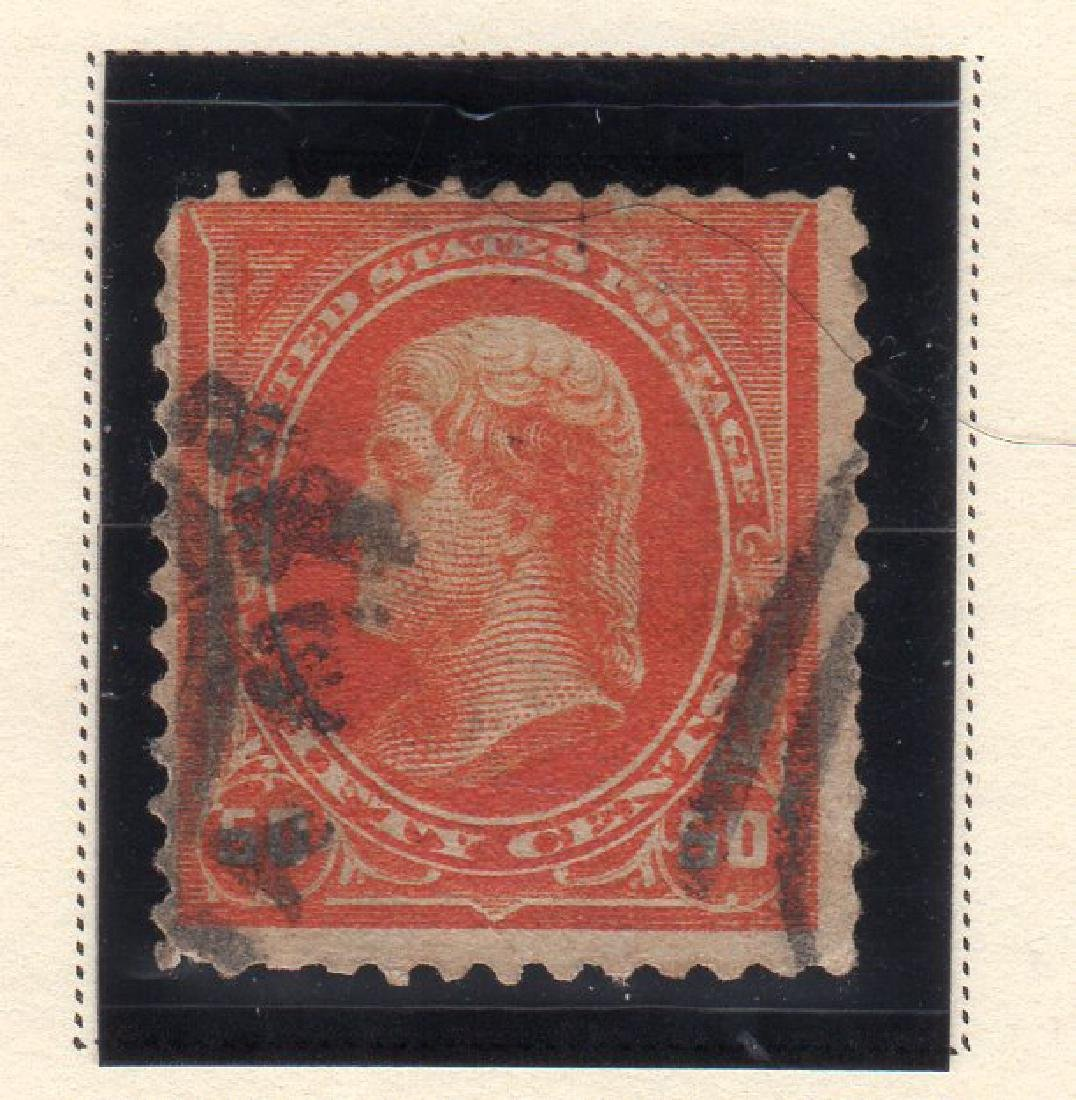US 1894 Bureau issue engraved  stamps - 4