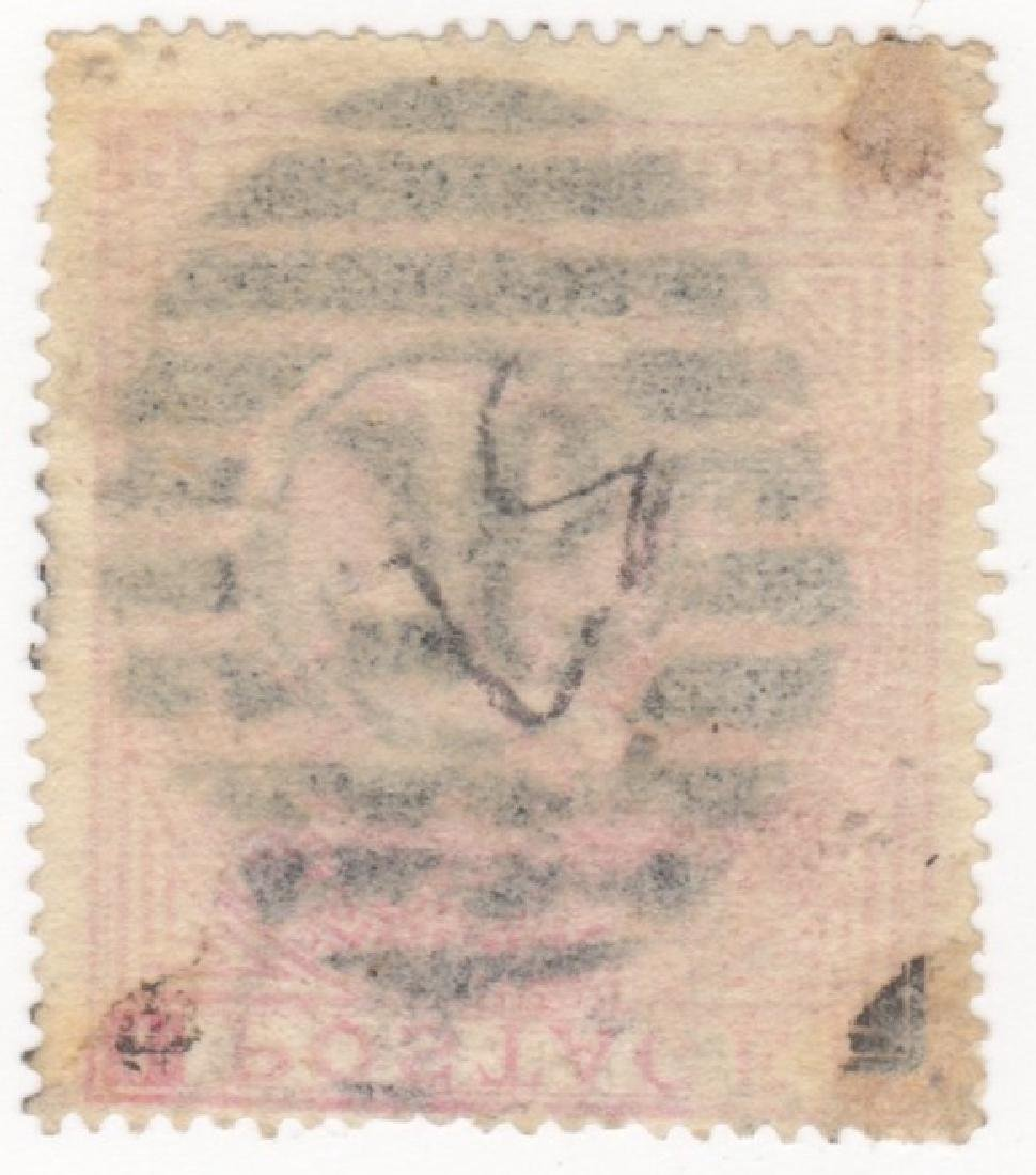 Great Britain Queen Victoria stamp - 2