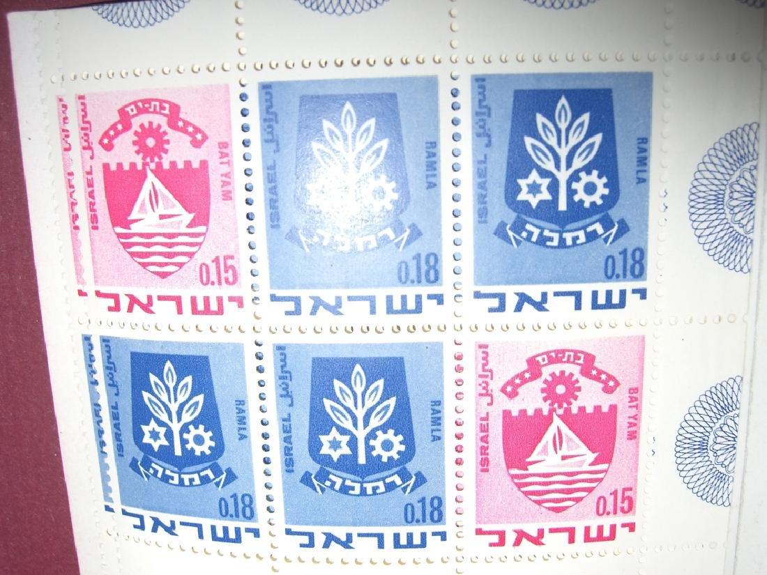 Israel  stamp letter lot - 5