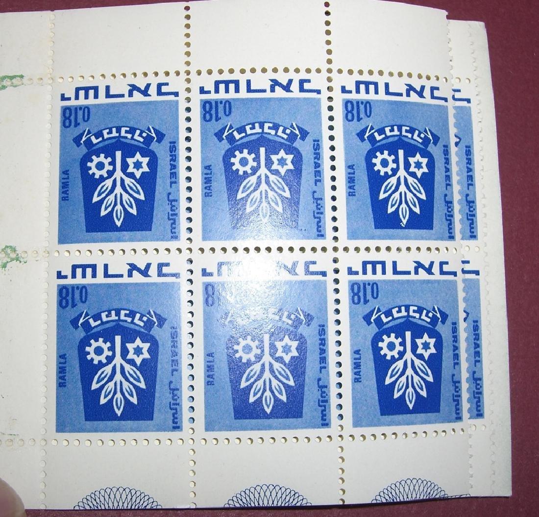 Israel  stamp letter lot - 6