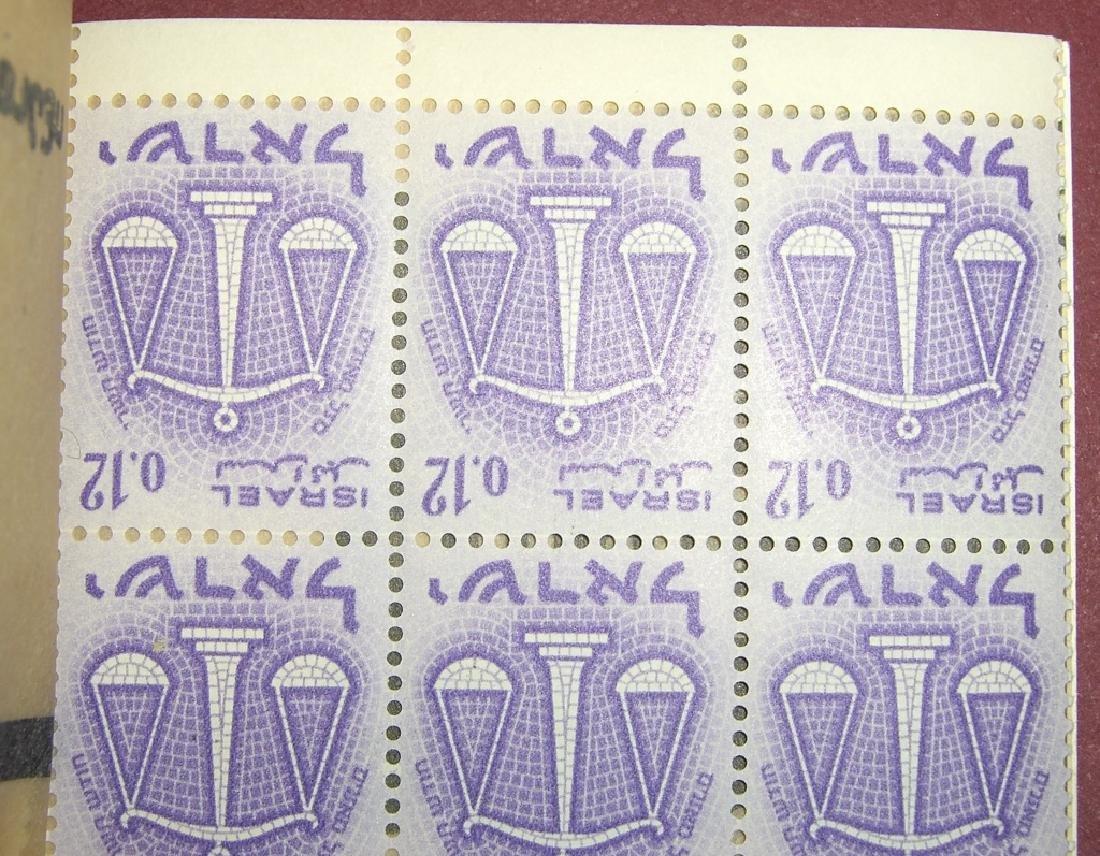 Israel  stamp letter lot - 7
