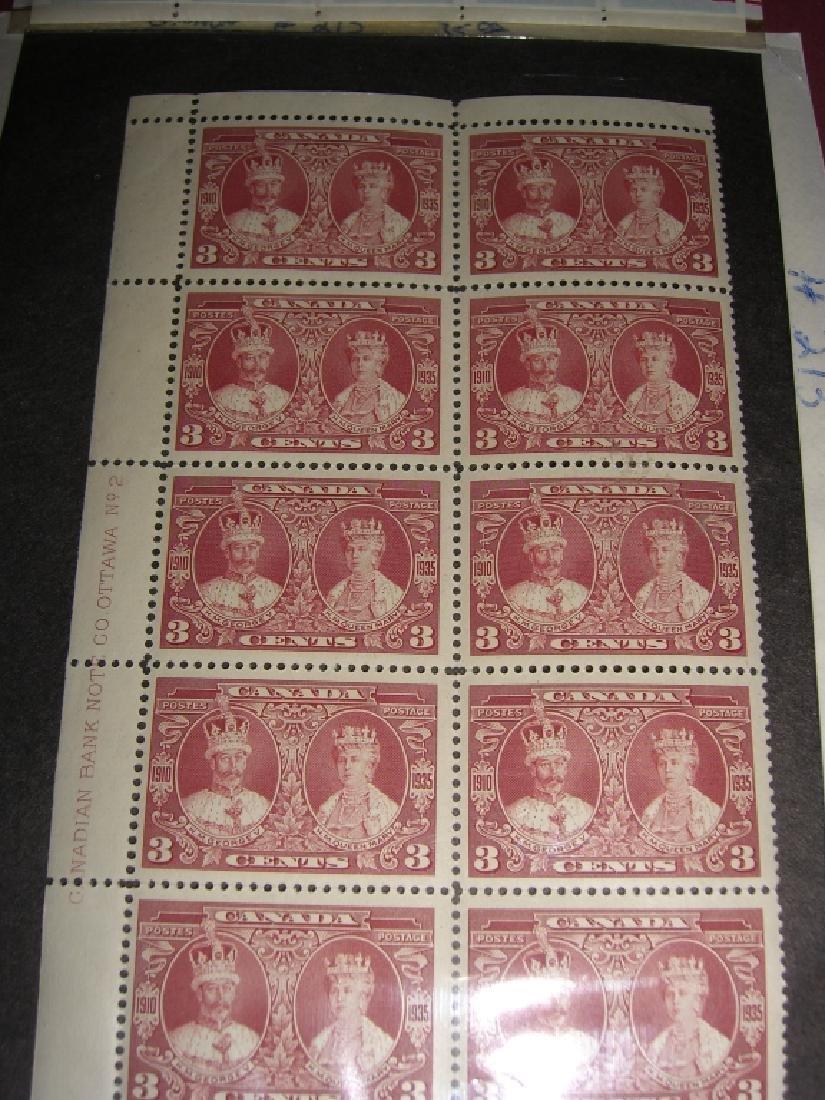 Canada 5 sealed Sheet-Cello packs - 4