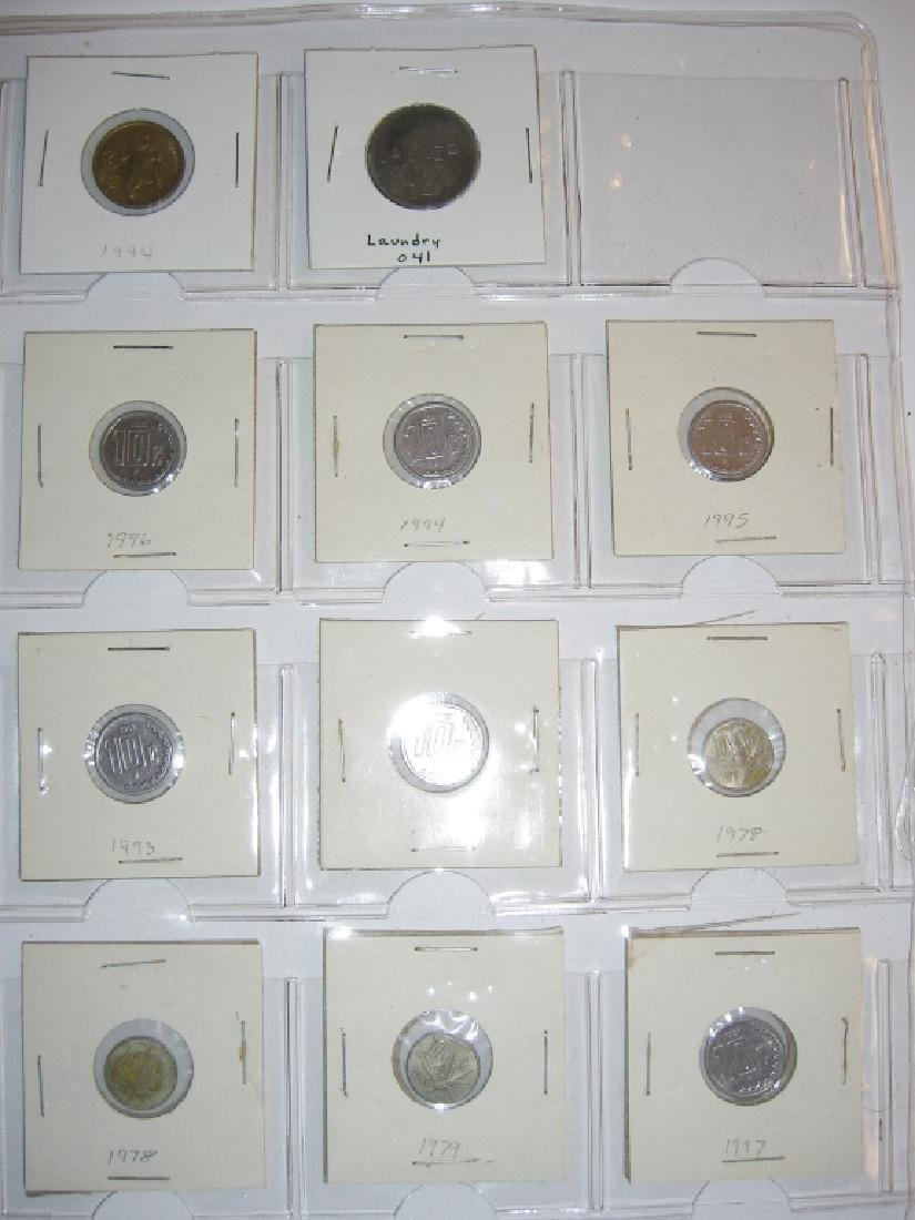 72 mixed coins lot - 10