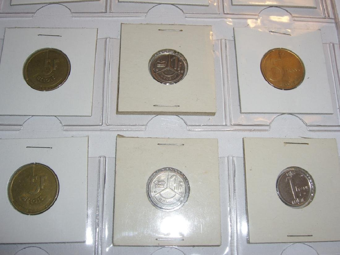 72 mixed coins lot - 8