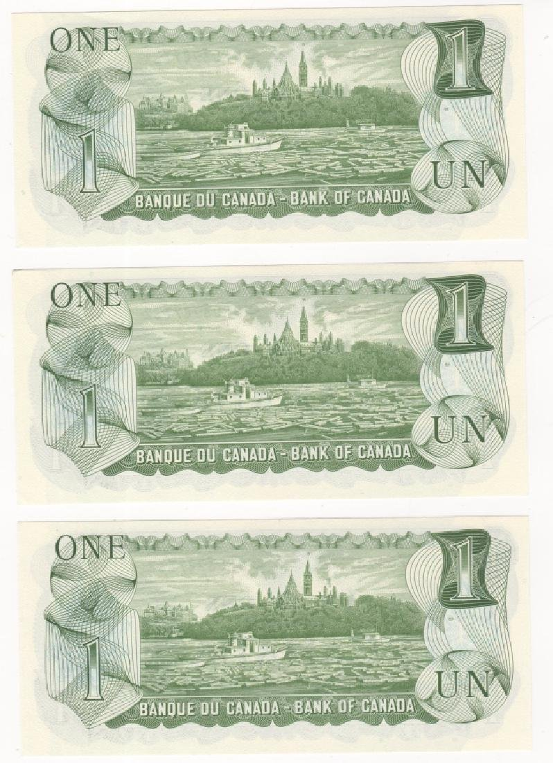 4 piece Canada/Canadian paper money - 3