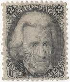 US SC #73, 1863 2 cents Jackson stamp