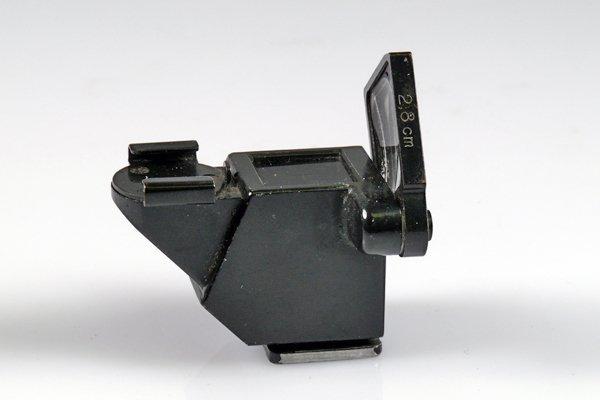 158: 28/50mm Waist-Level Viewfinder AHOOT