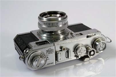 381: Nikon S2 Chrome Dial