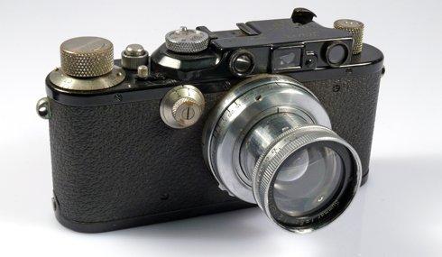389: Leica III Nr. 148035 Black & Nickel