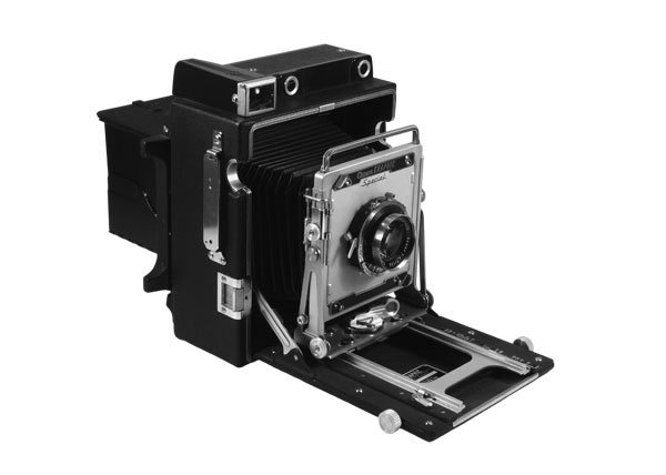 4: Crown Graphic Special 4x5 Nr. 948770