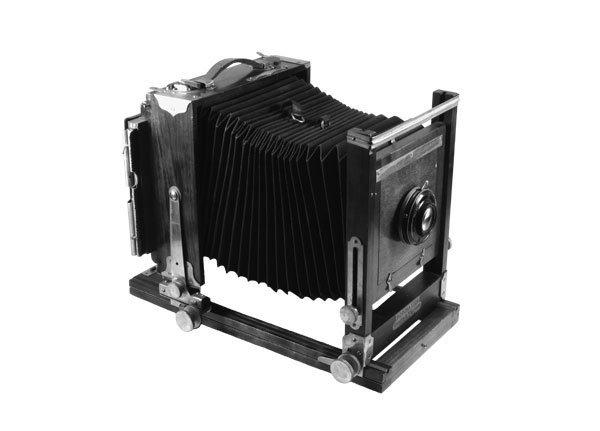 10: Korona View Camera 5x7