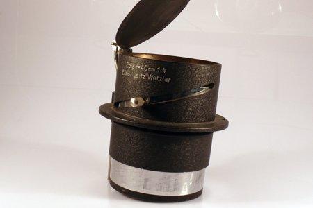 103: 400mm EPIS f4 E. Leitz Projection Lens.