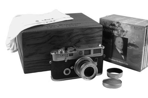 271: Leica M6 Anton Bruckner Anniversary Nr. 2278037