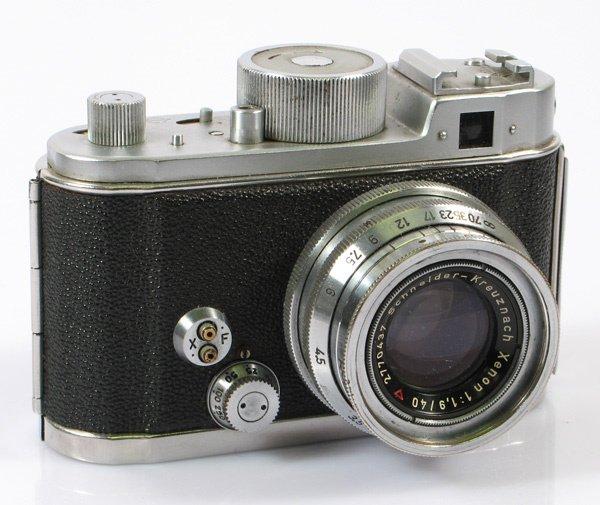 1: Robot IIa Nr. C106698 with 40mm Xenon f1,9 #2770437.