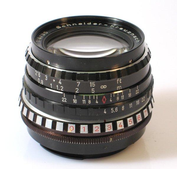 24: 35mm Curtagon f4 Nr. 10777554.