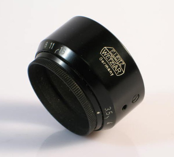 292: Aperture Setting Accessory VALOO for 50mm Elmar f3